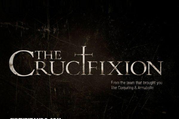 ¡Atención fanáticos del terror! Nuevo tráiler de 'The Crucifixion'