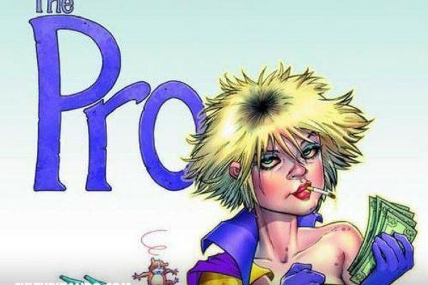 Paramount Pictures adaptará el cómic para adultos 'The Pro'