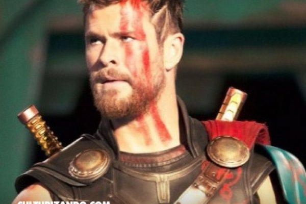 Primeras imágenes de 'Thor Ragnarok'