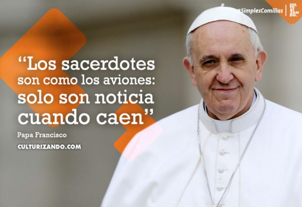 Jorge Bergoglio, el papa Francisco en 10 frases