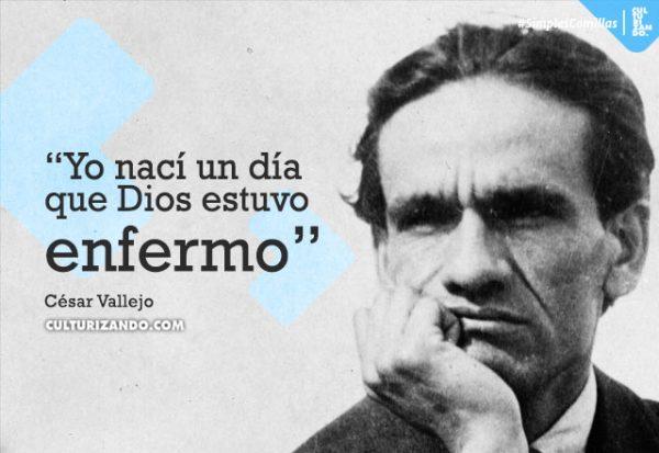 Lo mejor de César Vallejo (+Frases)
