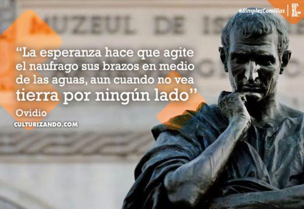 Ovidio, un poeta millonario (+Frases)