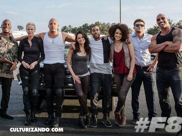 No más 'Familia'... Nuevo tráiler de 'Fast & Furious 8'