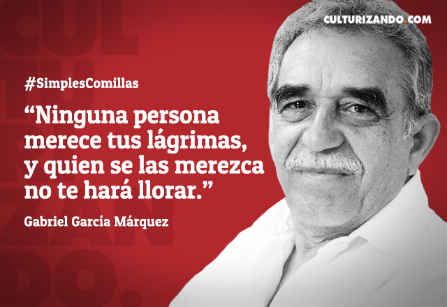 Recordando A Gabriel Garc 237 A M 225 Rquez Frases