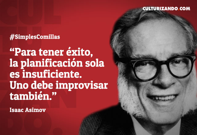 20170406 12 Frases Isaac Asimov Culturizandocom