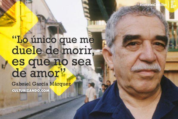 Recordando a Gabriel García Márquez (+ Frases)