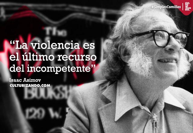 frases deIsaac Asimov