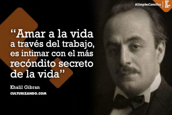 Lo mejor de Khalil Gibran (+Frases)