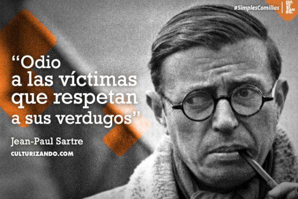 Quién Fue Jean Paul Sartre Culturizando