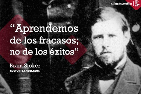 ¿Quién fue Bram Stoker? (+Frases)