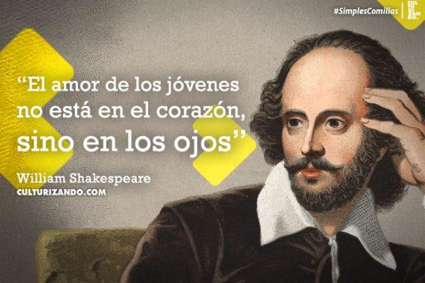 William Shakespeare en 12 grandes citas