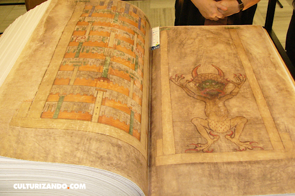 La misteriosa historia tras 'La biblia del Diablo'