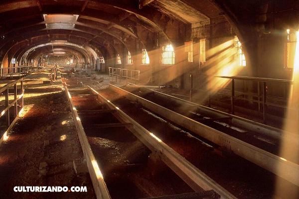 El aura apocalíptico de Chernóbil en 10 grandes fotografías