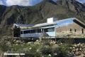 Una casa de espejos adorna el desierto en California (+ Fotos)