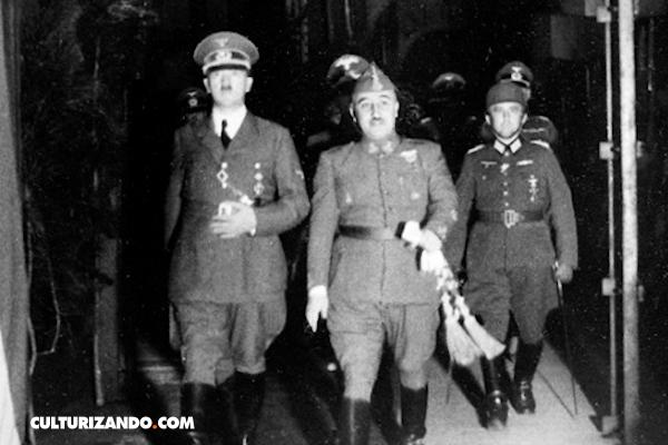 Leer para creer: Franco, Hitler y el retoque fotográfico