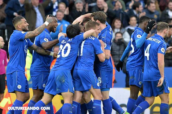 8 datos para recordar como el Leicester se coronó campeón de la Premier League