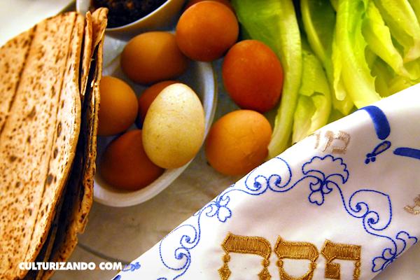 Fiesta del Pésaj o Pascua Judía
