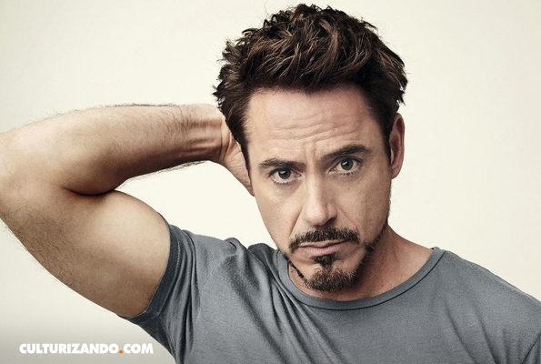 Un verdadero Iron Man: Robert Downey Jr.