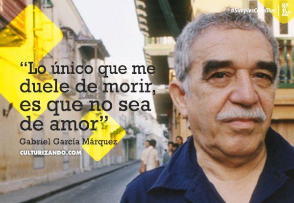 Lo Que No Sabias Sobre El Gabo Gabriel Garcia Marquez Frases