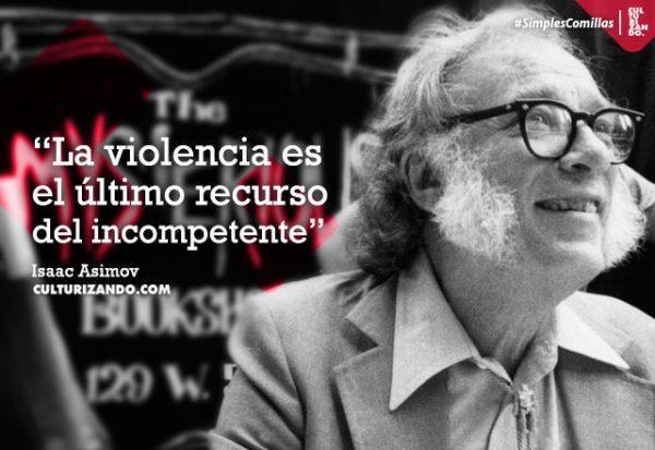 Lo mejor de Isaac Asimov (+Frases)