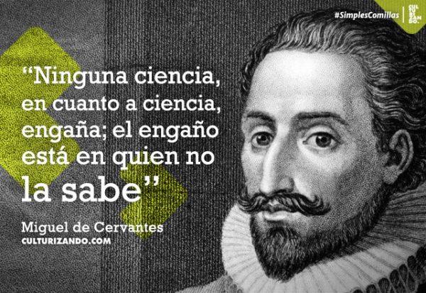 ¿Qué tanto sabes sobre el gran escritor Miguel de Cervantes?