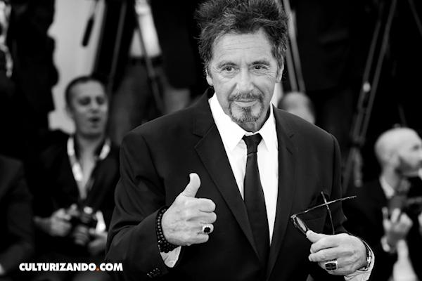 En Imágenes: Al Pacino, el mito de Hollywood (+Frases)