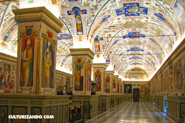 La interesante historia tras la Biblioteca Apostólica del Vaticano