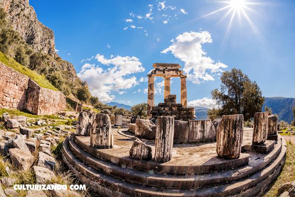 ¿Conoces sobre el Oráculo de Delfos?