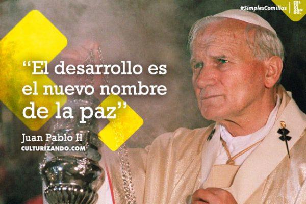 Juan Pablo II en 10 grandes frases