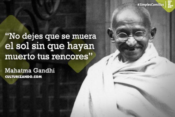 Gandhi El Gran Pacifista De La Humanidad Frases