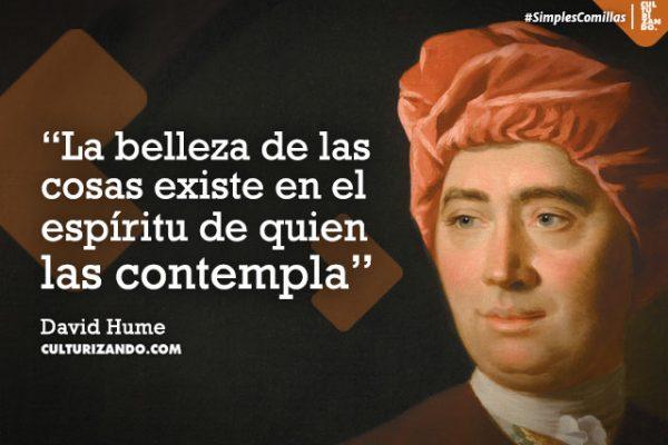 Empírico Y Escéptico David Hume Frases