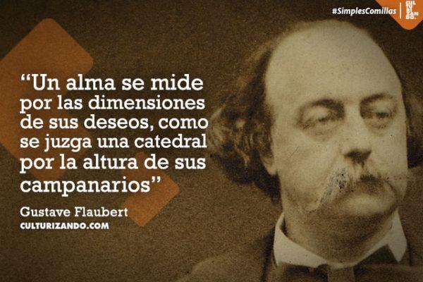 Lo mejor de Gustave Flaubert (+Frases)