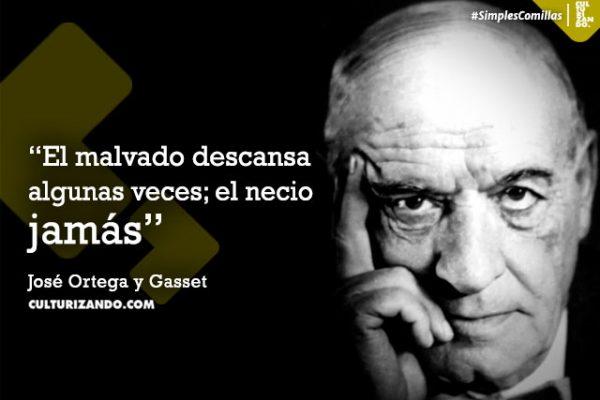 Lo mejor de José Ortega y Gasset (+Frases)