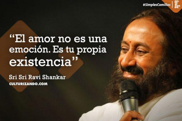 Las mejores frases de Sri Sri Ravi Shankar