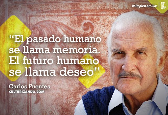 Retratos en el tiempo - Carlos Fuentes