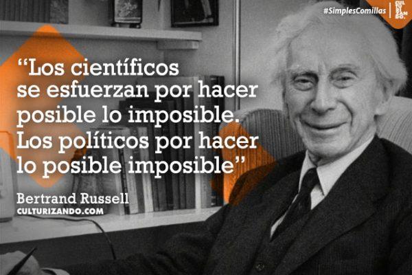 Lo que no sabías sobre Bertrand Russell (+Frases)
