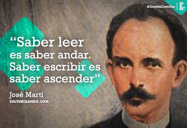 Las mejores frases de José Martí