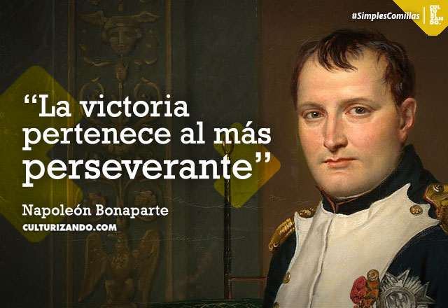 Frases Napoleón Bonaparte