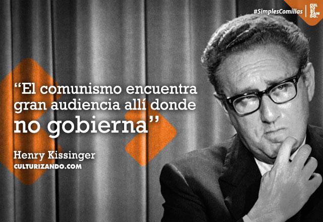 Frases Henry Kissinger