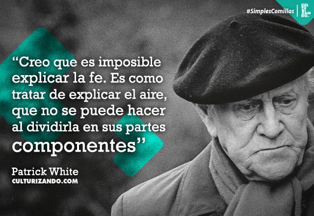 Patrick White,