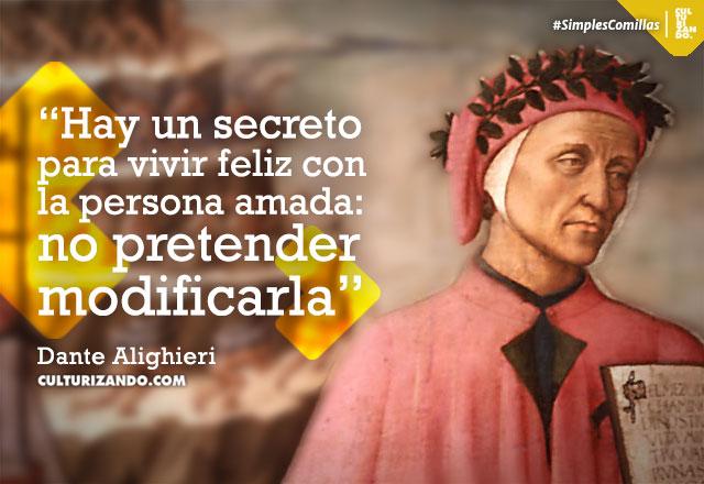 Grandes frases de Dante Alighieri