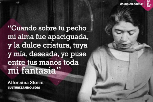 Recordando a Alfonsina (+Frases)