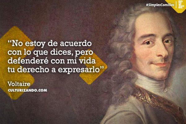 Lo mejor de Voltaire (+Frases)