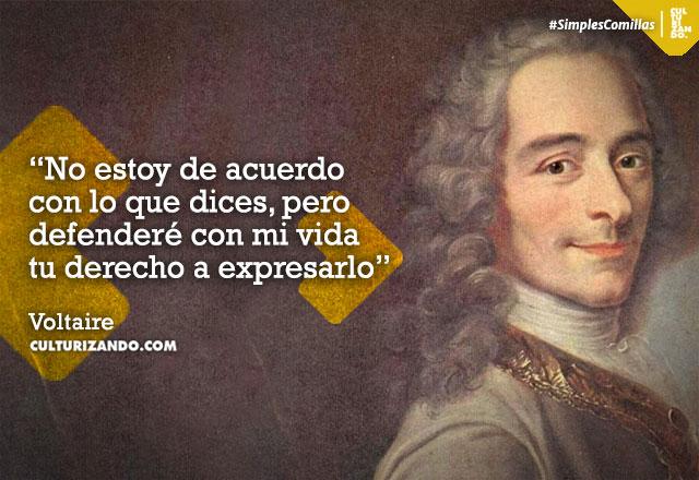 Frases de Voltaire