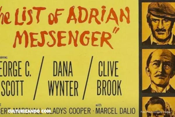 El misterio de Adrian Messenger