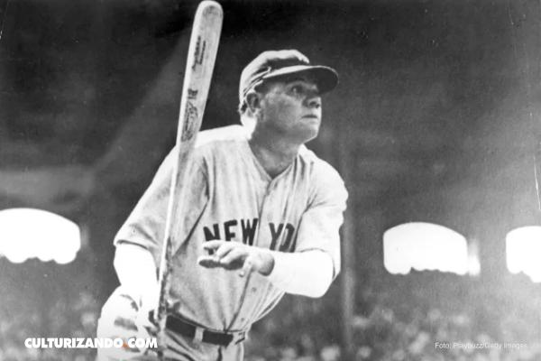 Babe Ruth, el «Bambino» que se hizo gigante