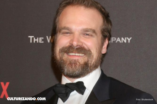 David Harbour pasa de Eggos a Hellboy
