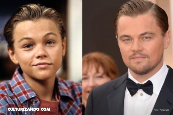 En Imágenes: La juventud de Leonardo DiCaprio (+Frases)