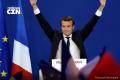 Emmanuel Macron es elegido nuevo presidente de Francia
