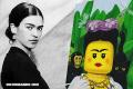 Pinturas famosas recreadas con LEGO ¿Las reconoces?